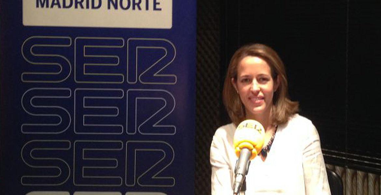 Entrevisa en Cadena SER Madrid Norte