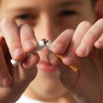 Durante tu tratamiento de ortodoncia invisible, di no al tabaco