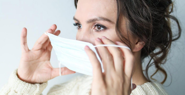 Las mascarillas no causan problemas dentales