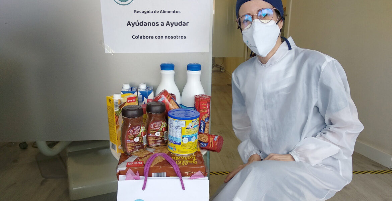 Colabora con Clínica Dental Simón y AMACOVID